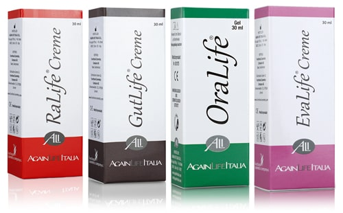AgainLife After Care Produkte
