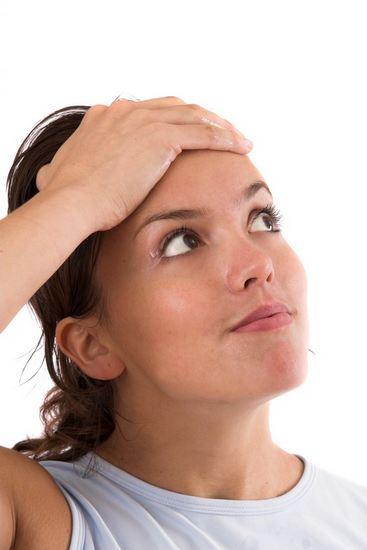 Antitranspirante gegen starkes Schwitzen