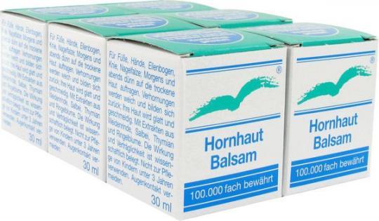 6 Stk Hornhaut Balsam