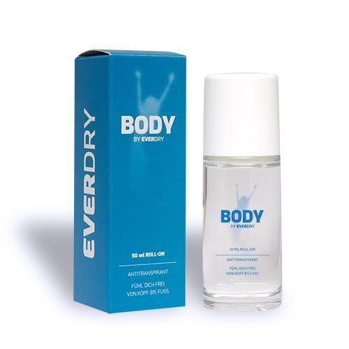 everdry Antitranspirant Body Roll-On - Hilfe gegen starkes Schwitzen