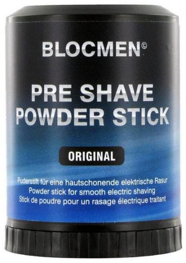 BLOCMEN© Original Pre-Shave Rasurpuderstift