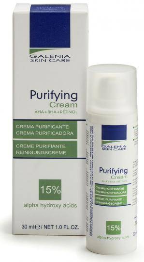 Galenia Skin Care® Talgregulierende Creme bei Akne