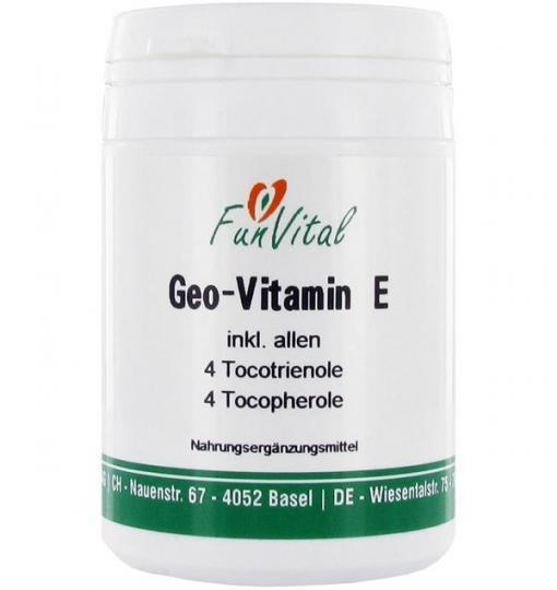 Vitamin E, 8-fach, 90 Kautabletten
