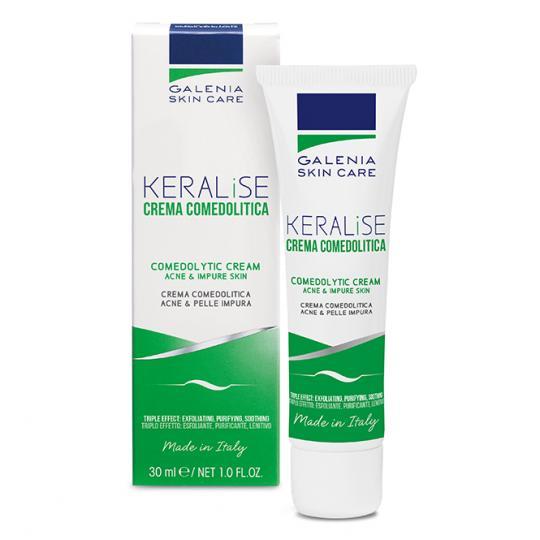 Galenia Skin Care® KERALISE talgregulierende Creme bei Akne