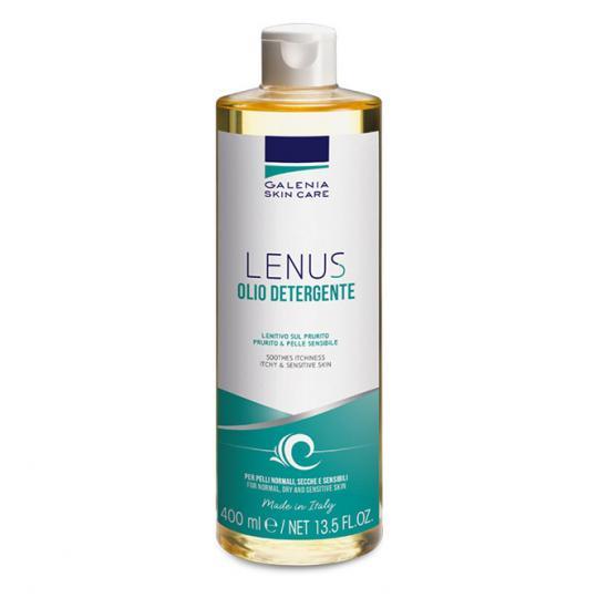 Galenia Skin Care® LENUS Beruhigendes Reinigungsöl bei Neigung zu juckender und extrem trockener Haut
