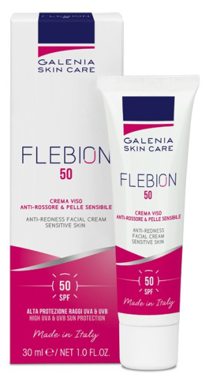 Galenia® Skin Care FLEBION 50 Anti-redness Cream SPF 50+