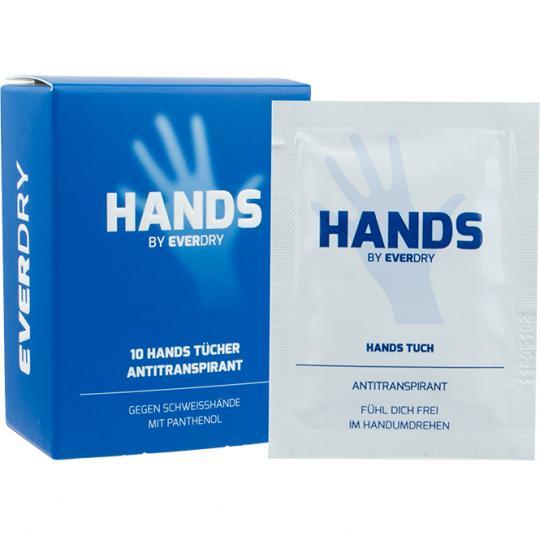 everdry Antitranspirant Hands Tücher