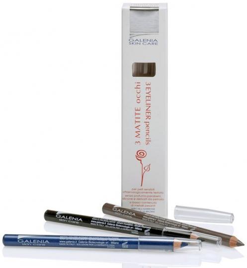 Galenia Skin Care® Eyeliner - 3 Stk.
