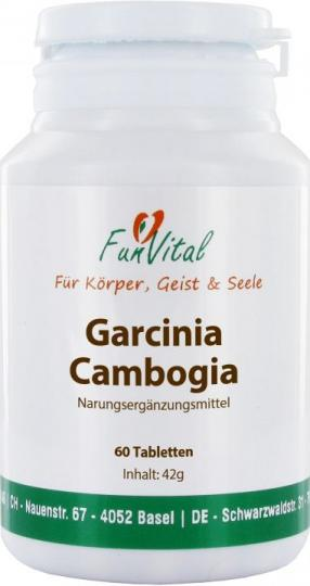 FunVital Garcinia Cambogia, 60 Tabletten