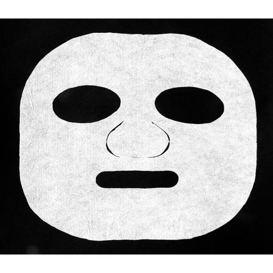 Gesichtsmaske 4 Stück - zur Wirkstoff Einschleusung