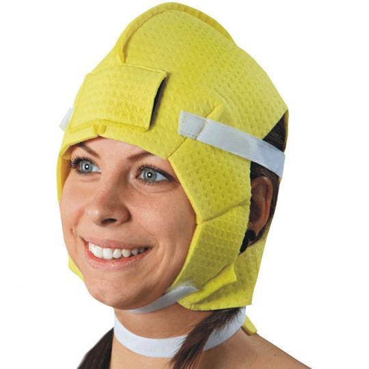 Kopf-Nacken-Elektrode für den Einsatz von SweatStop® Iontophorese DE20 gegen Schwitzen am Kopf, Stirn & Nacken