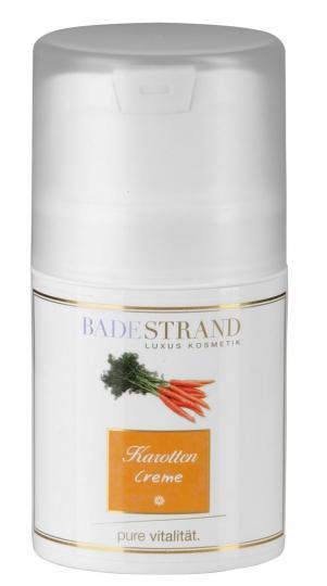 Crème à la carotte, 50 ml