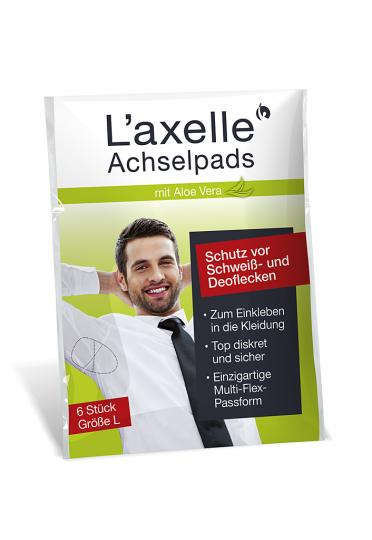 L'axelle Achselpads L Probepackung
