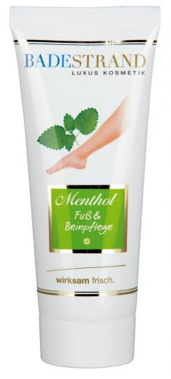 Menthol Foot and Leg Care 100 ml