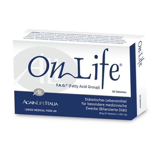 OnLife® (vormals KapDolen) 30 Tabletten - Bei  Polyneuropathie (CIPN)