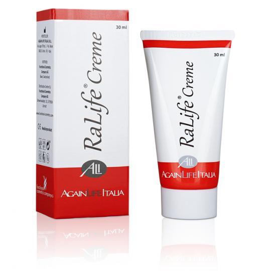 RaLife® Creme bei entzündeter Haut im Gesicht Nase oder lokaler Stelle