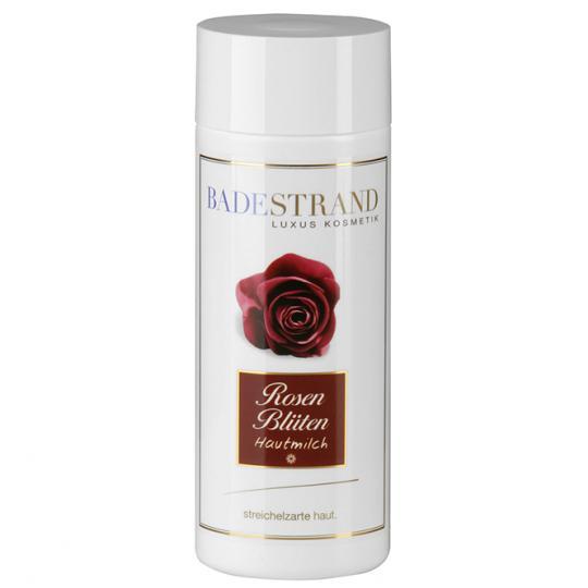 Rosenblüten Hautmilch 200 ml - für entspannte Pflegemomente