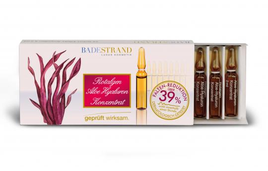 Red Algae Aloe Hyaluronic Concentrate 10 x 2 ml
