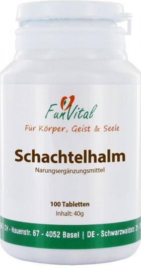 FunVital Schachtelhalm (Dutch Rushes), 100 Tabletten à 400 mg