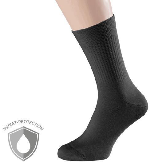 SweatStop® Sock-in-Sock Funktionssocken mit Silber gegen Schweißfüße