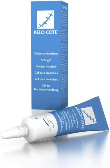 Kelo-cote® Silicone Gel against Scars