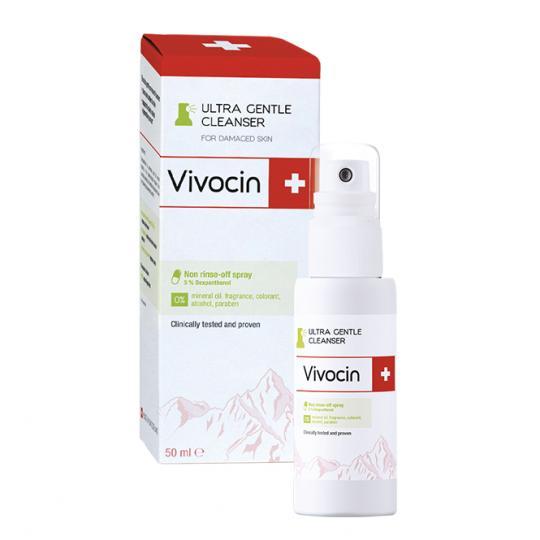 Vivocin® Ultra sanftes Reinigungsspray 50 ml