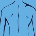 Haarentfernung am Rücken - Männer